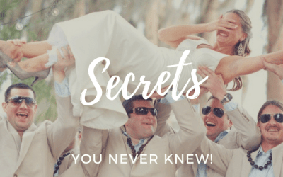 Herbal Bouquets, Kidnapping Groomsmen, and Mid-Evil Kissing Games – The Wedding Secrets you Never Knew!