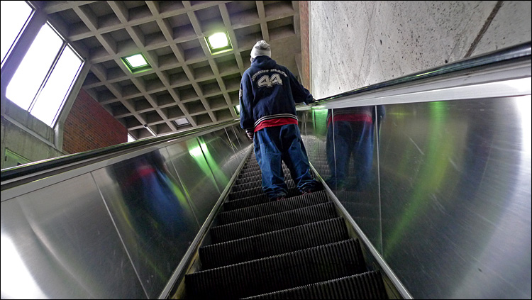 Metro Namur.