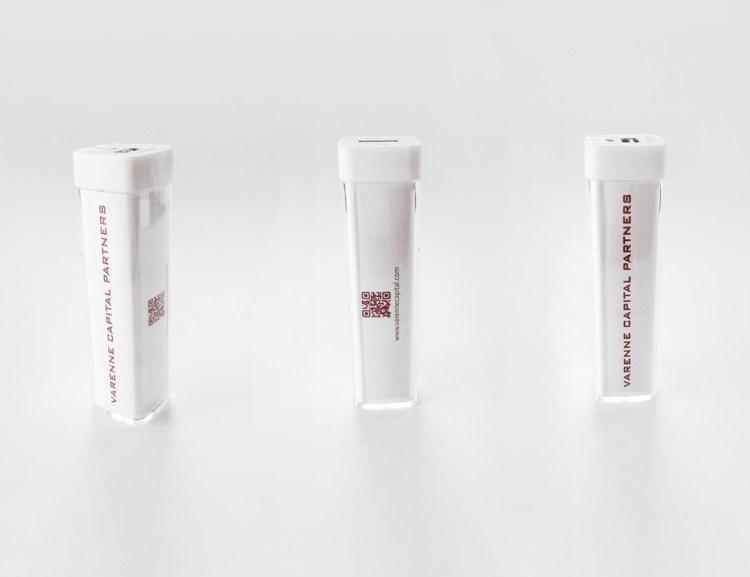 Chargeur portable – Varenne Capital