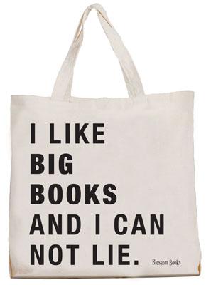Blossom Bag: Big books