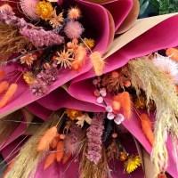 autumn dried bouquet 1