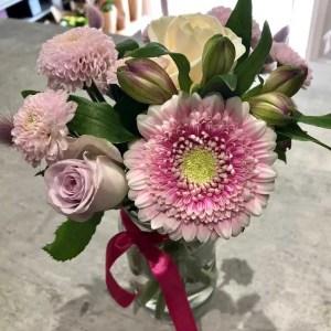 flower gift jar 2