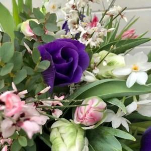 springtime flower bouquet 1
