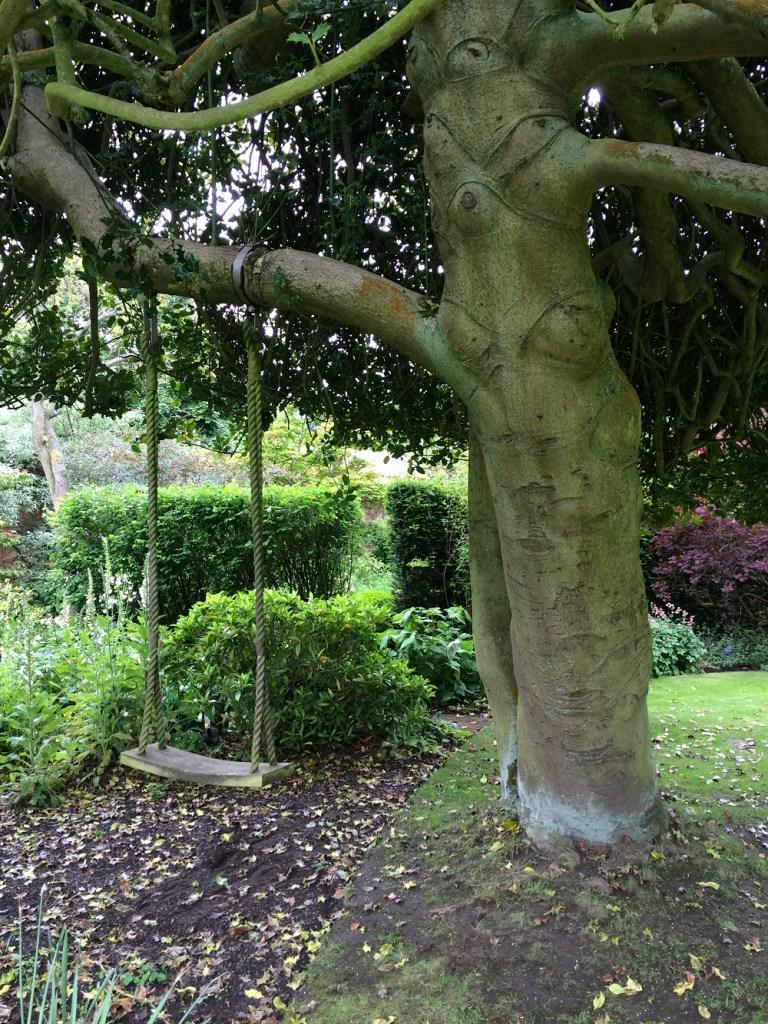 garden swing East Lothian