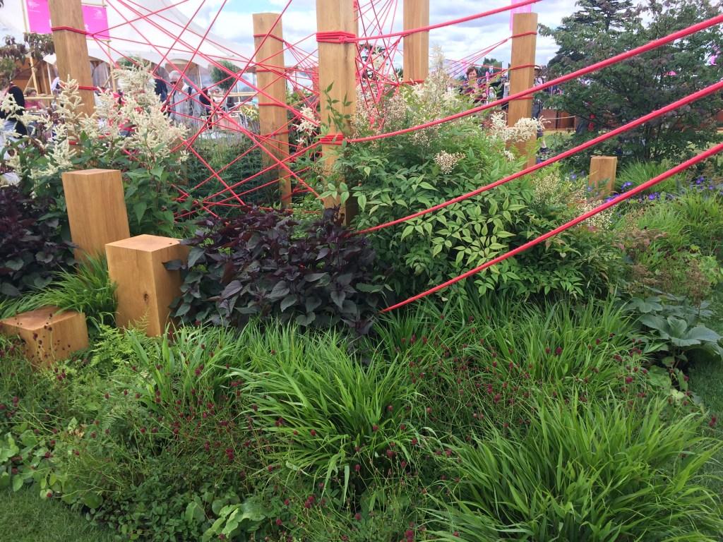 Hampton Court Flower Show Conceptual Garden