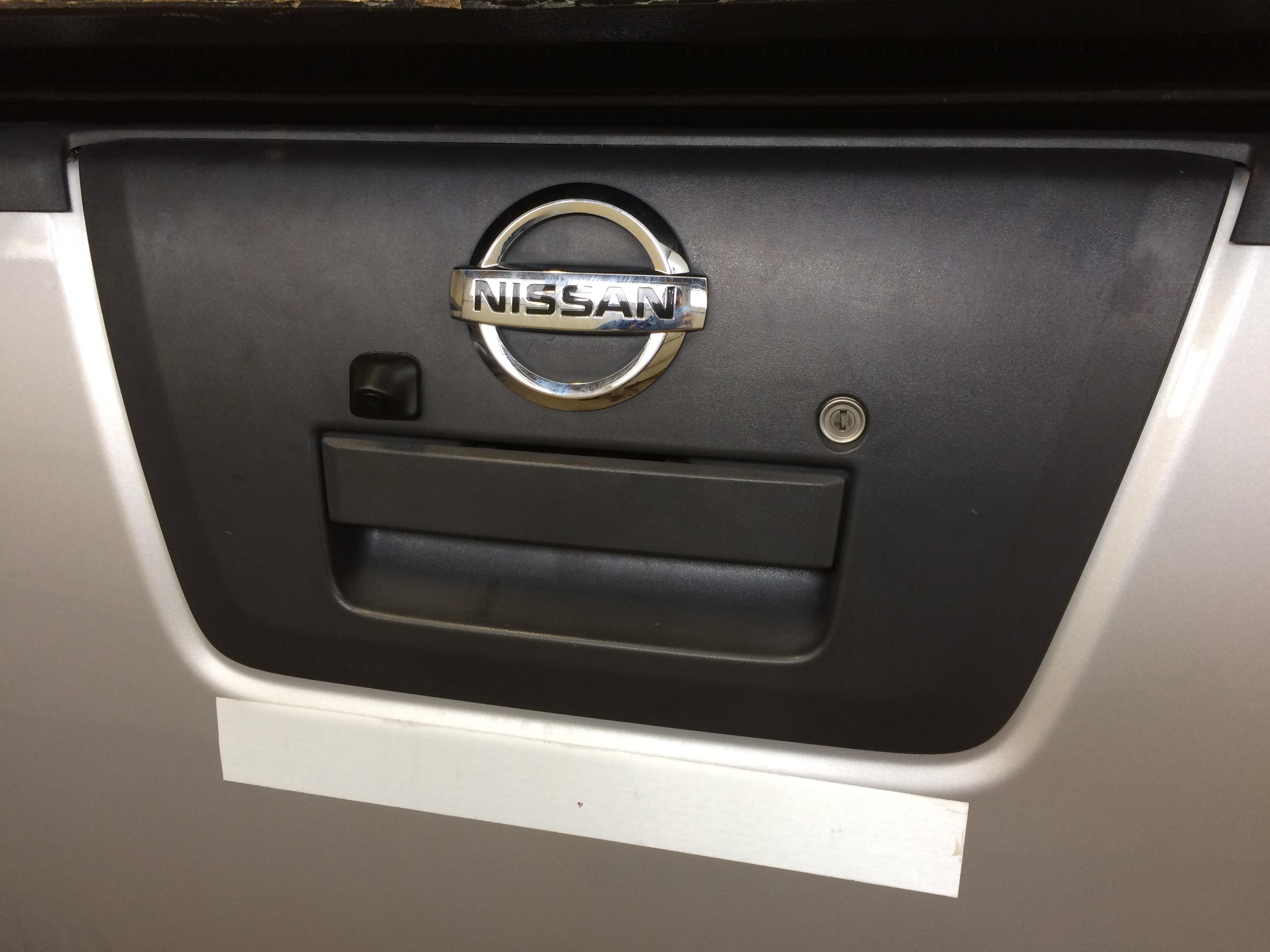 Blossom Installations Nissan Frontier Gets Sony
