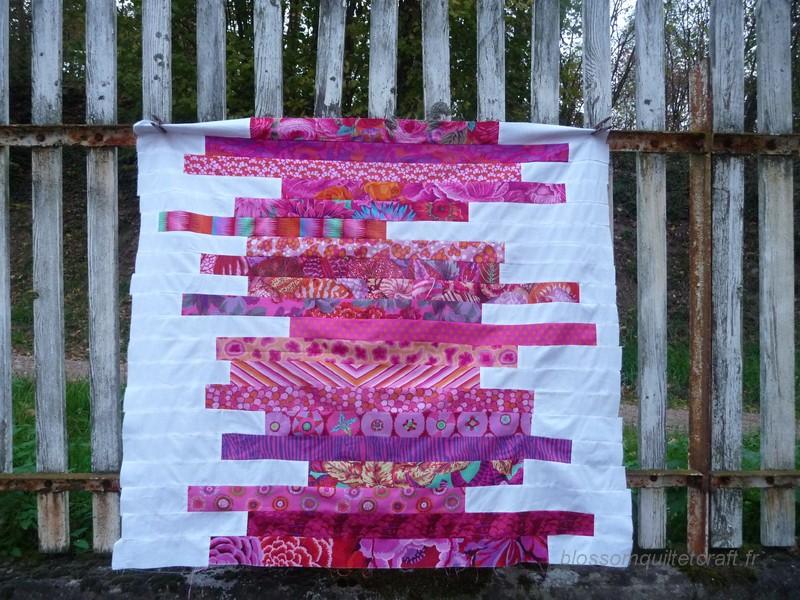 patchwork rayures