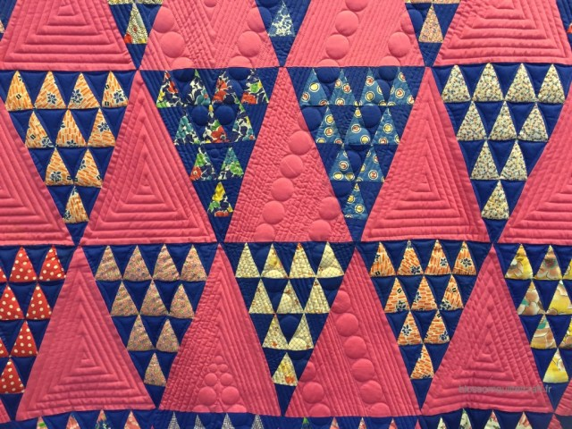 matelassage patchwork moderne