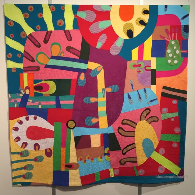 patchwork moderne exposition