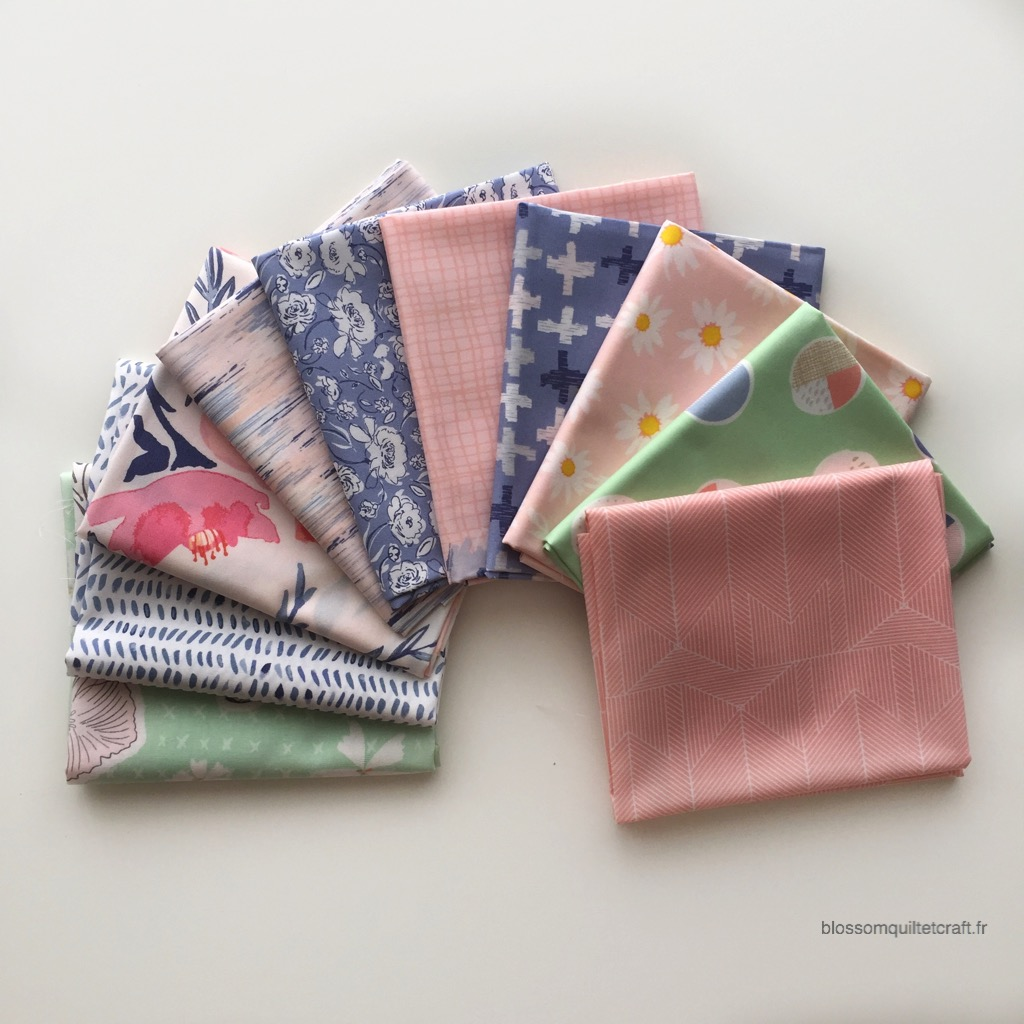 Wonderful things Lot de Fat Quarters