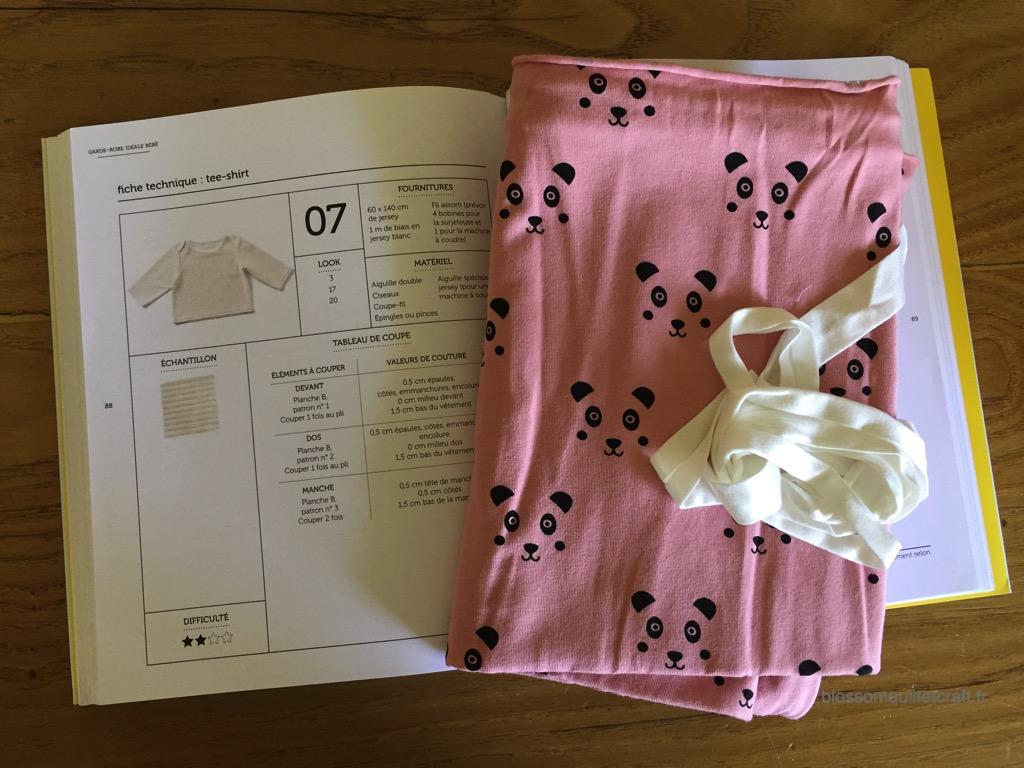 Garde robe ideale pour bébé