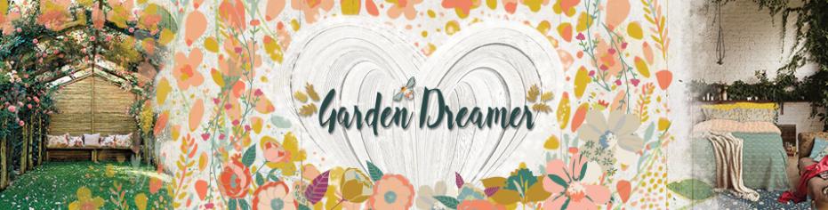 Garden Dreamer Banner AGF collection