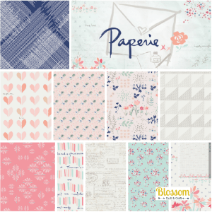 Paperie Blossom Quilt et Craft