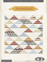 Hinterland quilt