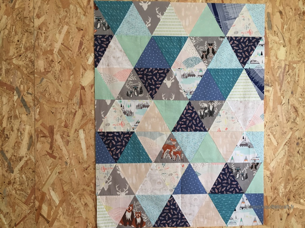 patchwork triangles
