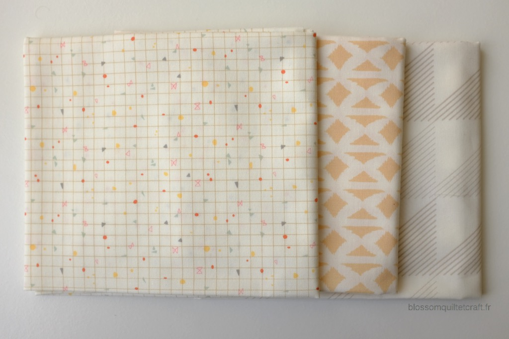 Boite color master 12 acheter tissu patchwork low volume
