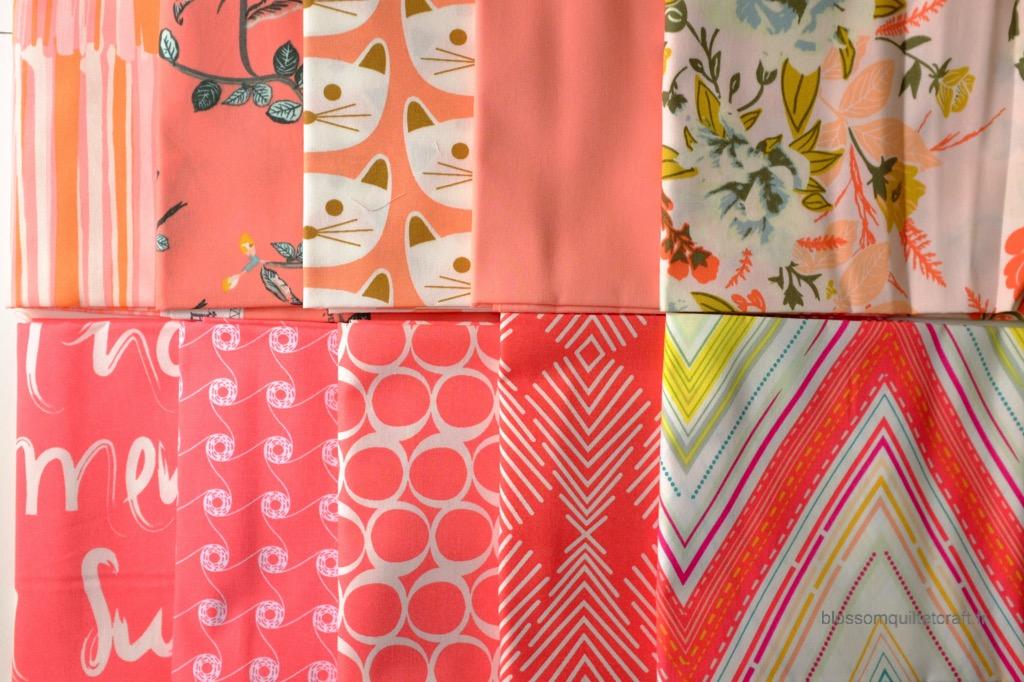 Boite color master 3 tissu art gallary fabrics