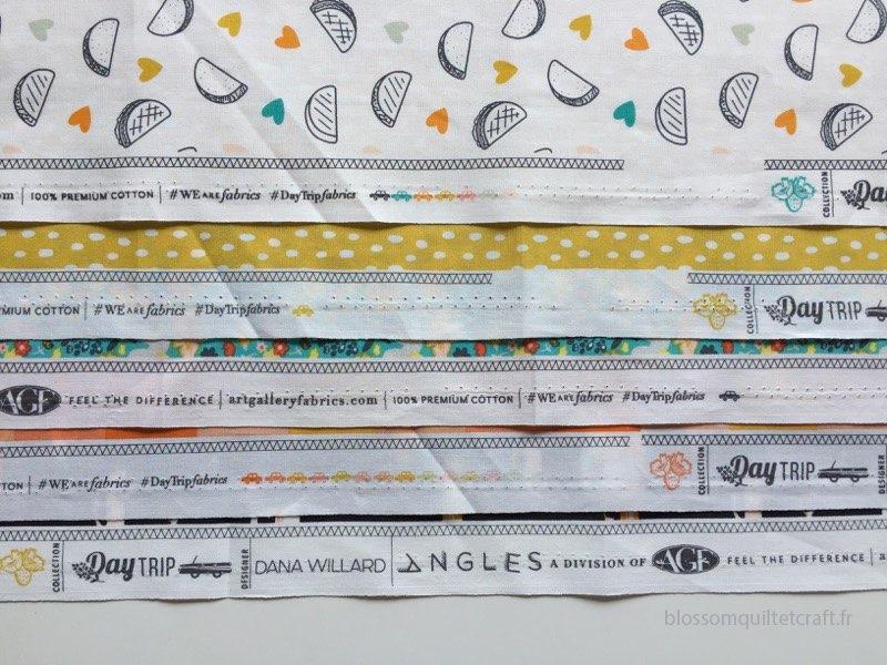 Lisières Day Trip Art Gallery Fabrics