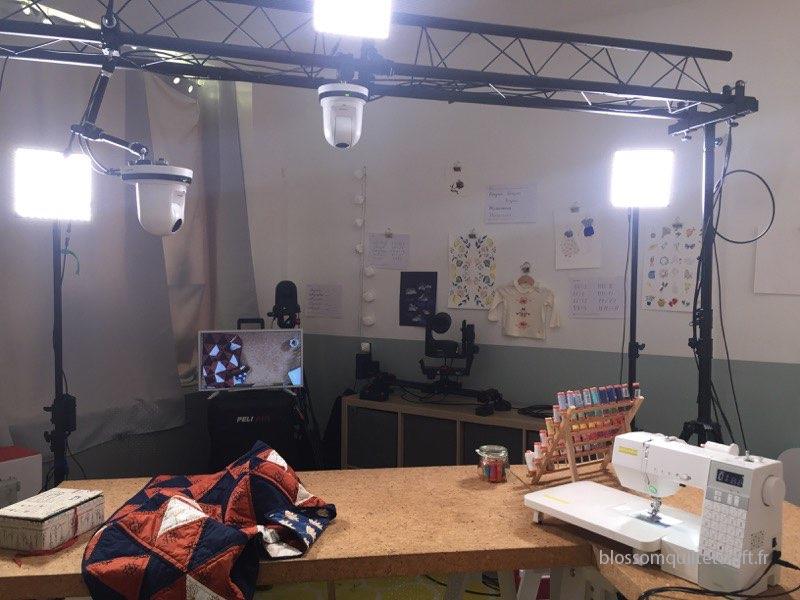 tournage quilt artesane