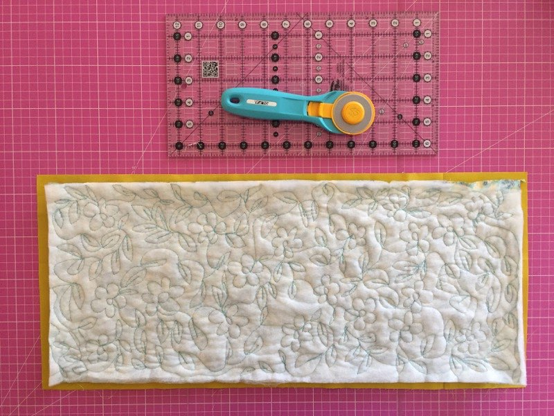 matelassage quilting protège cahier