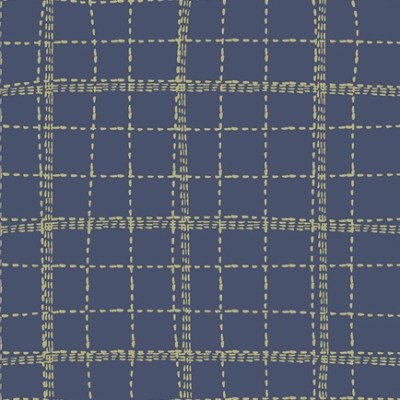 Art gallery fabrics CAP-P-1000-Deep-Sea-Plaid
