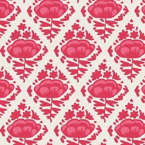 Art gallery fabrics Floral Pops Cherry