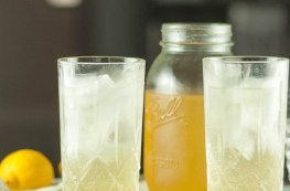 Elderflower Cordial. An easy syrup with elderflowers and citrus that makes a delicious homemade soda or cocktail mixer. From Blossom to Stem | Because Delicious www.blossomtostem.net