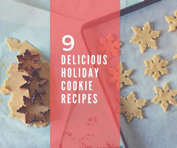 9 Delicious Holiday Cookie Recipes