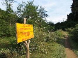 route huay xen