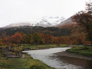 trek laguna de los tempanos ushuaia