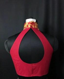 Blouse Guru Designer Blouse 3 Back Sewing Patterns