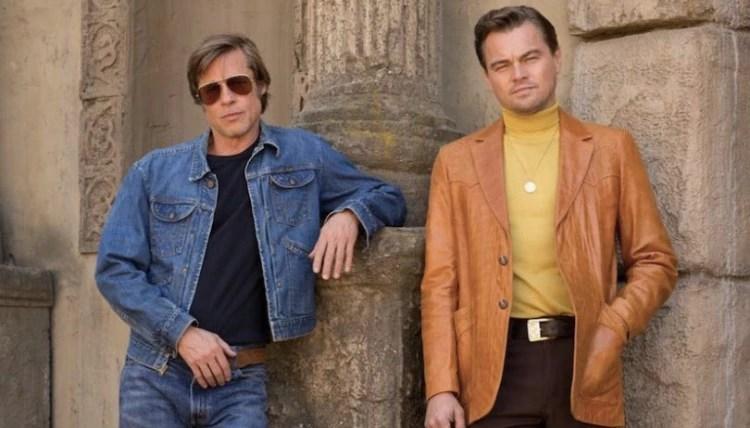 DiCaprio, Brad Pitt et Tarantino : le trio explosif bientôt au cinéma
