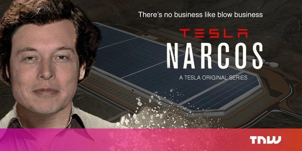 Tesla au cœur d'un trafic de drogue
