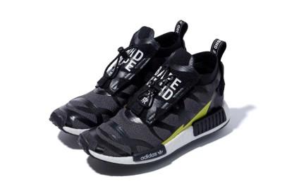 BAPE France sortira deux sneakers avec Adidas et NEIGHBORHOOD.