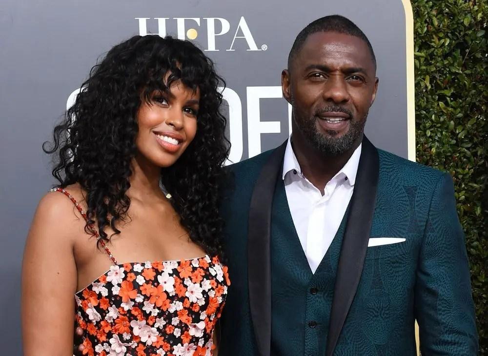 Idris Elba et Sabrina Dohwre se sont mariés