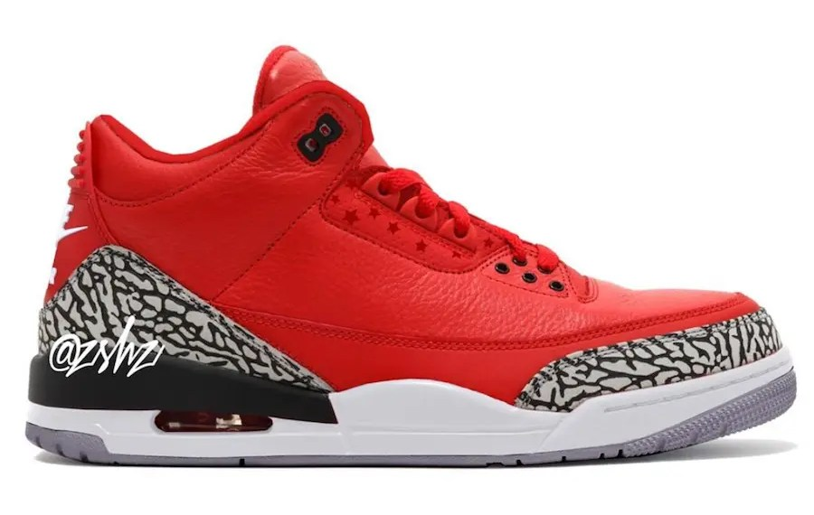 "Air Jordan 3 ""Chicago All-Star"""