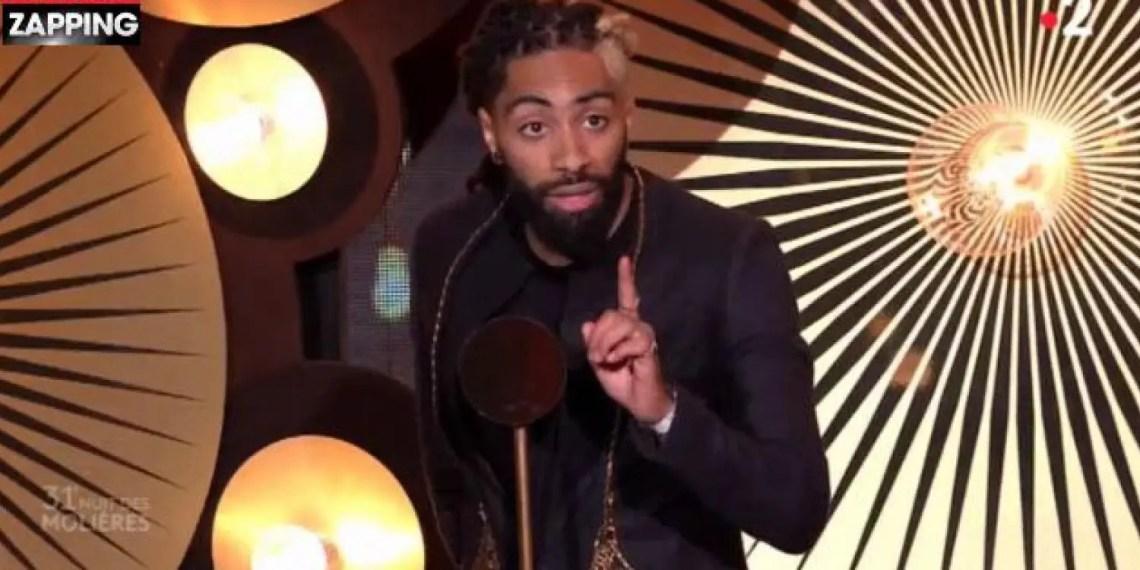 Fary déplore le manque de diversité aux Molières 2019
