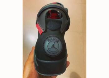 PSG x Air Jordan 6