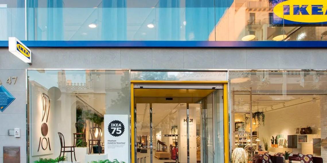 Nice et Lyon pourraient ouvrir un IKEA dans leur centre-ville