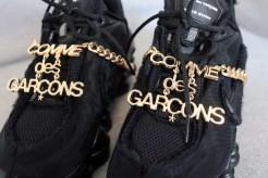 Comme des Garçons x Nike Shox TL