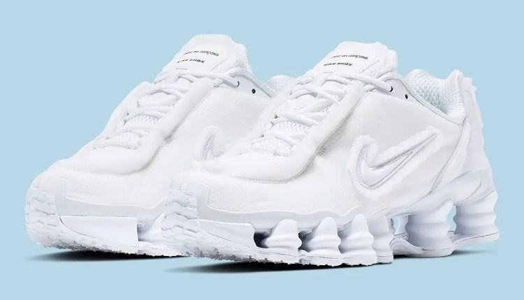 Comme des Garcons x Nike Shox TL