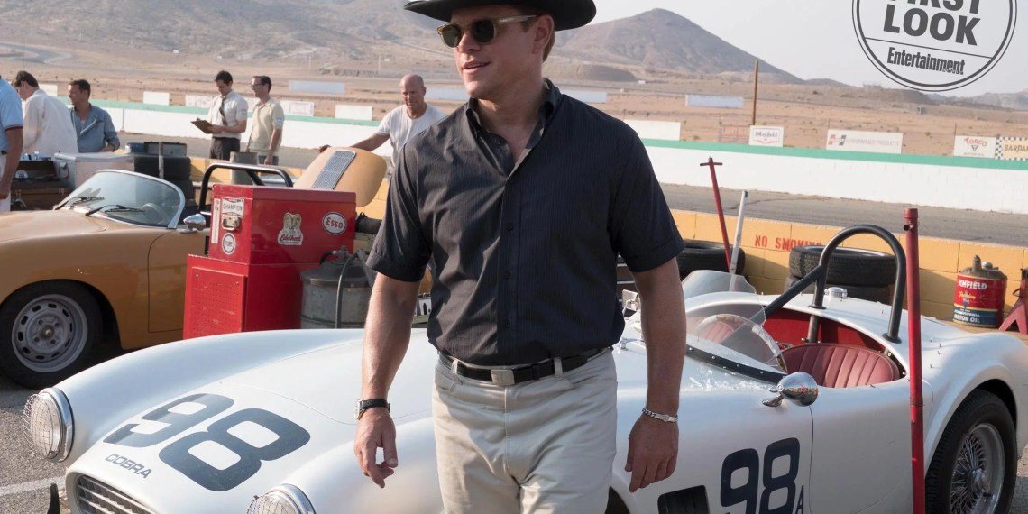 Le trailer officiel de Ford vs Ferrari dévoilé