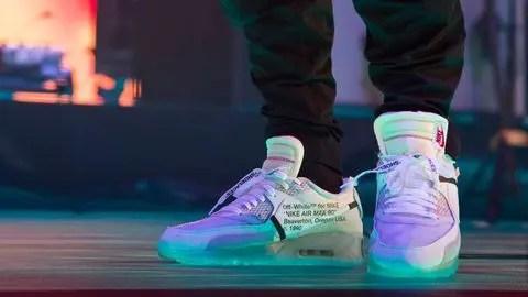 Prototypes Off White x Nike