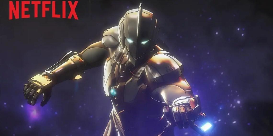 Netflix renouvelle Ultraman pour une Saison 2