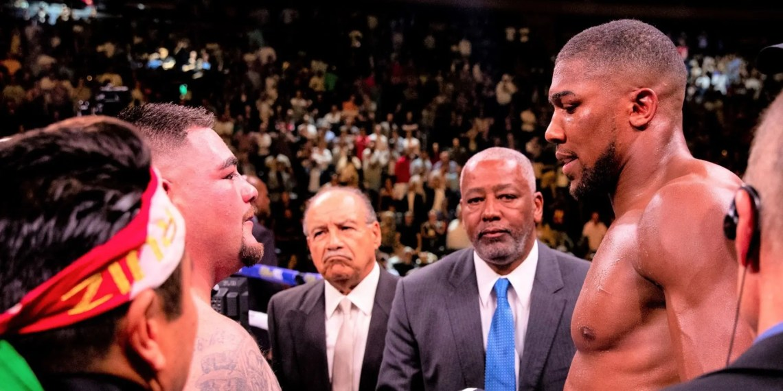 Andy Ruiz, Anthony Joshua