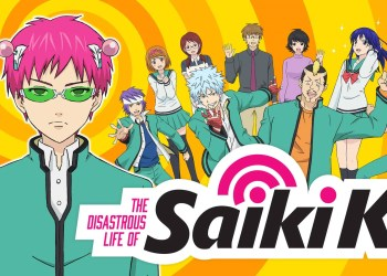 Netflix relance '' The Disastrous Life of Saiki K: Reawakened''