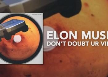 Elon Musk publie une nouvelle fois un titre sur Soundcloud