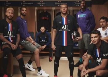 PSG x Jordan : le 4eme maillot de la saison 19/20 dévoilé
