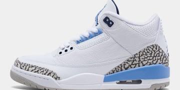 "Où acheter la Air Jordan 3 ""UNC"""