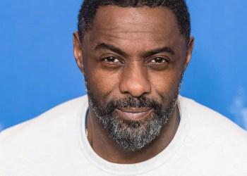 Idris Elba drop un son qu'il a fait pendant sa quarantaine